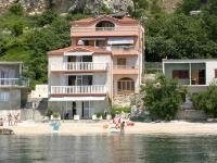 Smještaj uz plažu Dubravka - Studio apartman za 2+1 osobu (2) - Drasnice