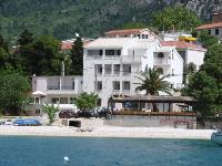 Smještaj uz plažu Petrić - Studio apartman za 2 osobe (A2) - Gradac