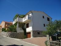 Maison de Vacances Jagoda - Appartement pour 4 personnes - Vrbnik